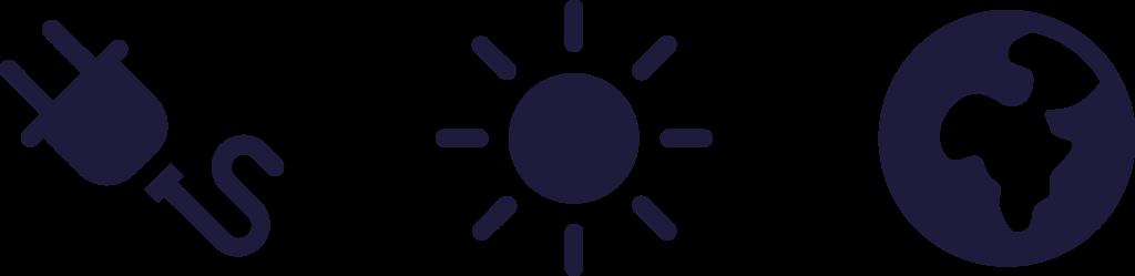 Icon Energie-Umwelt
