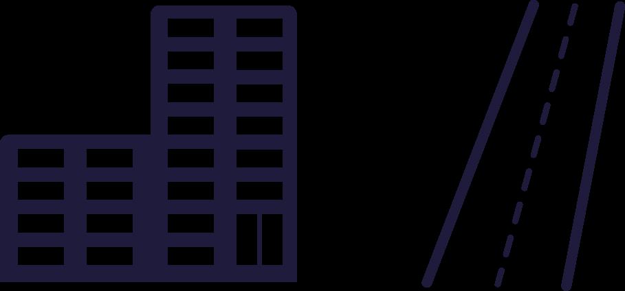 Icon Infrastruktur