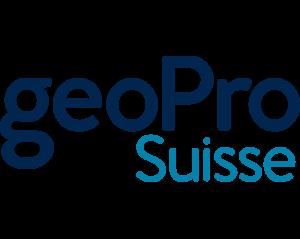 Logo geoPro Suisse